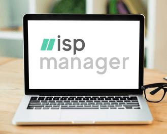 Панель администрирования хостинга ISPmanager